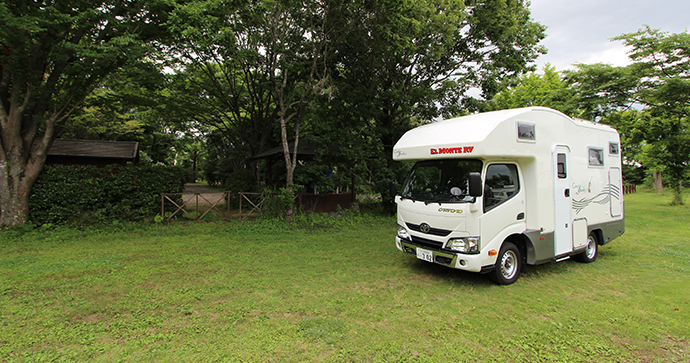 RV Rental Service Enjoy Outdoor Camping in Japan!