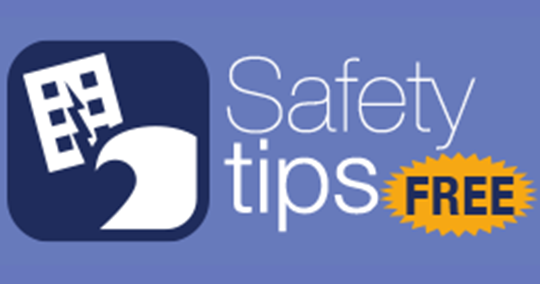 Safety Tips Smartphone Application