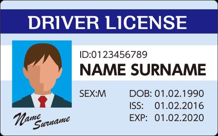 有效的本國駕照